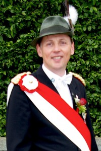 1. Vorsitzender Alfred Dregger