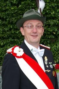 2. Vorsitzender Klaus Wiegelmann